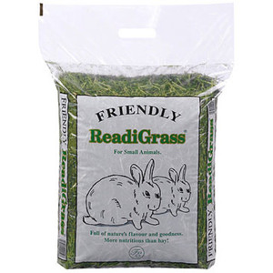 Friendly Readigrass for Animals