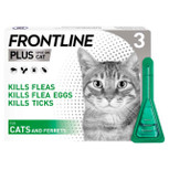 eliminate fleas and ticks for cats