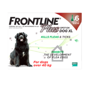 Frontline Plus Spot On Flea Drops