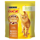 Go-Cat Crunchy and Tender Cat Food