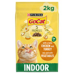 GoCat Indoor Chicken & Dry Cat food
