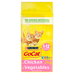 Go Cat Kitten Dry Cat Food