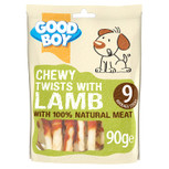 Good Boy Chewy Twists with Lamb