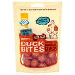 Good Boy Duck Bites Dog Treats