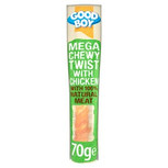 good boy mega chewy dog treats