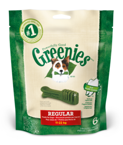 Greenies Regular Dental Treat