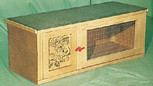 Guinea Pig External Hutch 32""