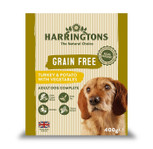 Harringtons Turkey Potato Veg Dog