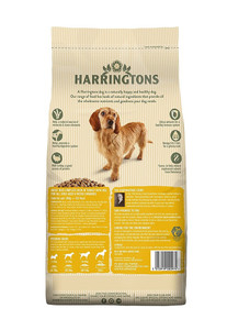 Harringtons Turkey&Veg dry Dog Food