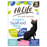 HiLife Natural Seafood platter