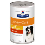 hills prescription diet C-D canine