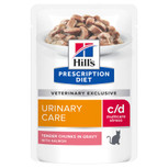 Hill's Urinary Care Salmon Cat Food