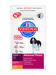 Hill's Science Plan adult fitness