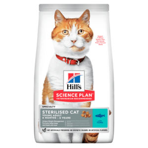 Hills Science Plan Tuna cat food