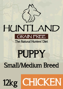 Huntland Grain Free Puppy Food