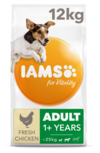 Iams small medium dog food 12kg