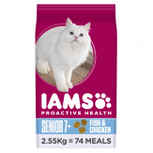 Iams Senior & Mature dry cat food