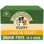James Wellbeloved Lamb Puppy Pouch