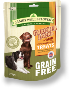 James Wellbeloved Grain Free Turkey