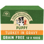 James Wellbeloved Grain puppy pouch