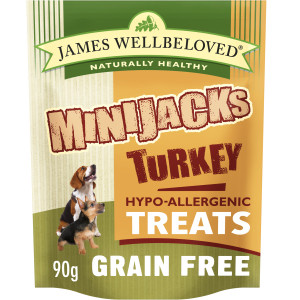 James Wellbeloved Grain Free treats