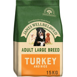James Wellbeloved Turkey dog food