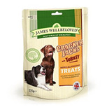James Wellbeloved rice dog treats