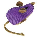 Kong refillable catnip mouse toy