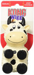 kong wiggi cow small dog toy