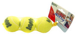 kong squeakair tennis ball 3 pack M