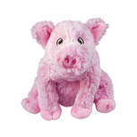 kong comfort kiddo pig dog toy