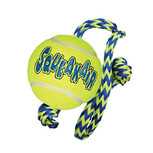 Kong Squeakair Tennis Ball rope