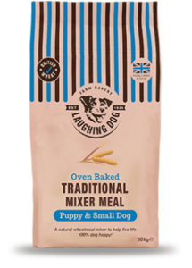 Laughing Dog Puppy/Small Dog Mixer