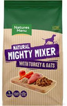 Mighty Mixer Turkey & Oats Dog Food