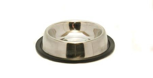 Non-slip Stainless Steel Cat Bowl
