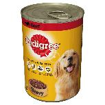 Pedigree Beef in Gravy Dog Cans
