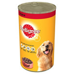 Pedigree Can Loaf Original Dog Food