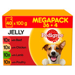 Pedigree Mixed Selection in Jelly