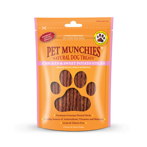 Pet Munchies Natural dog treats