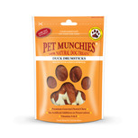 Pet Munchies Duck Drumsticks treats