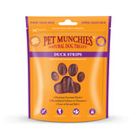 Pet Munchies Duck Strips dog treats
