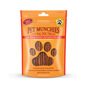 Pet munchies dental dog treats