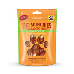 Pet Munchies Duck Twists dog treats