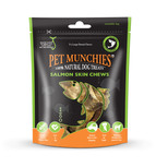 Pet Munchies Salmon large dog chews