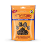 Pet Munchies Venison Strips treats