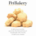 PetBakery Cheeky Cheese Paws treats