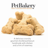 PetBakery Tasty Chicken Mini Bones