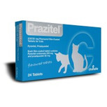 Prazitel Worming Tablets for Cats
