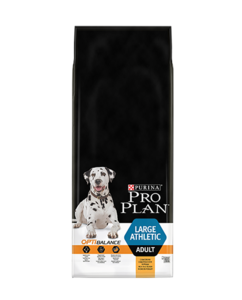 Pro Plan Adult Athletic dog food