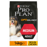 black pro plan optibalance dog food